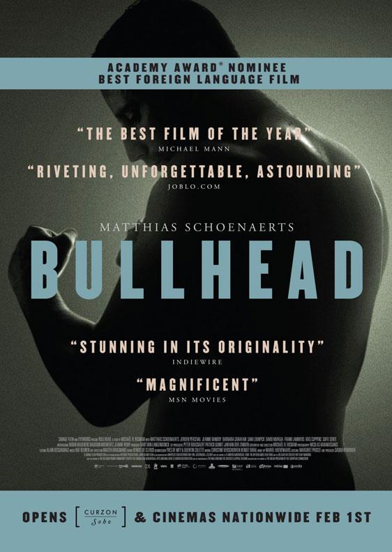 Bullhead (Rundskop) Poster #3