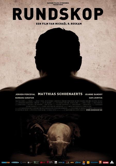 Bullhead (Rundskop) Poster #1