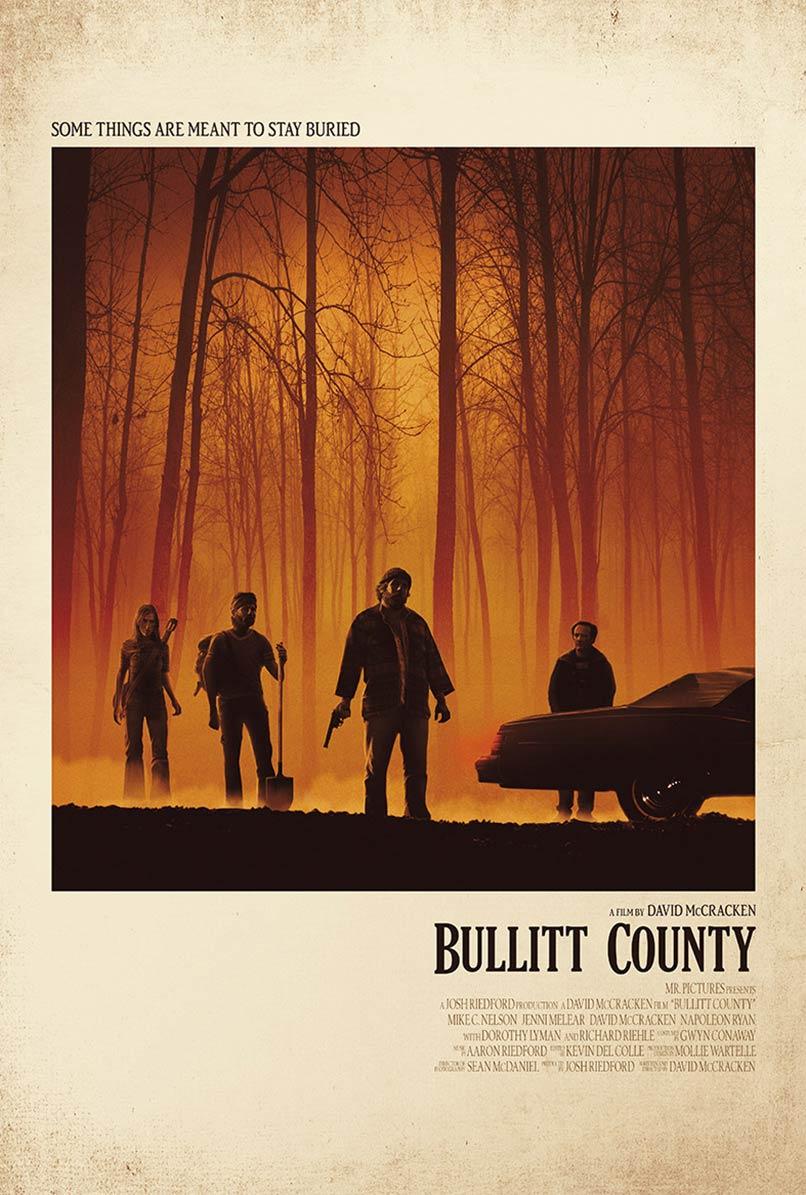 Bullitt County Poster #1