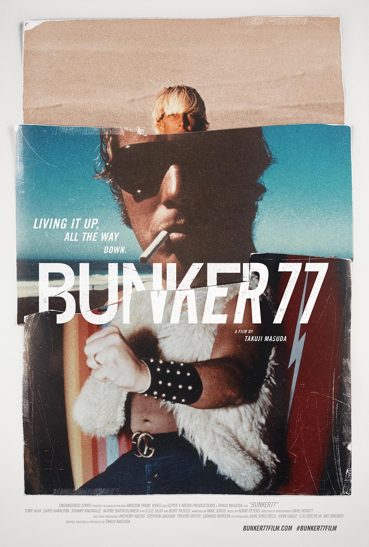 Bunker77 Poster #1