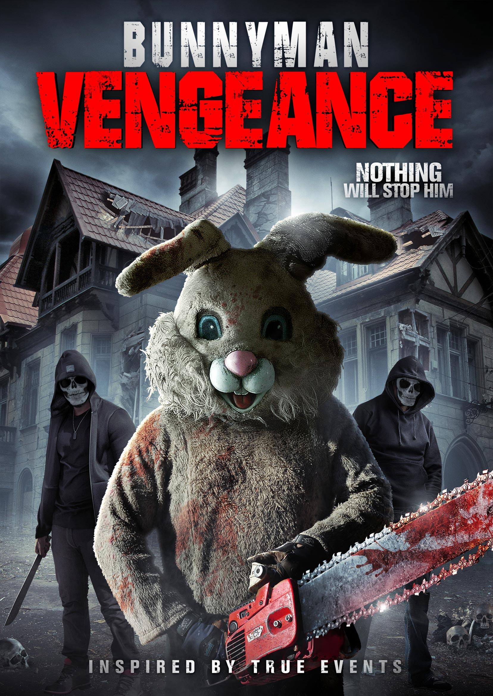 Bunnyman Vengeance Poster #1