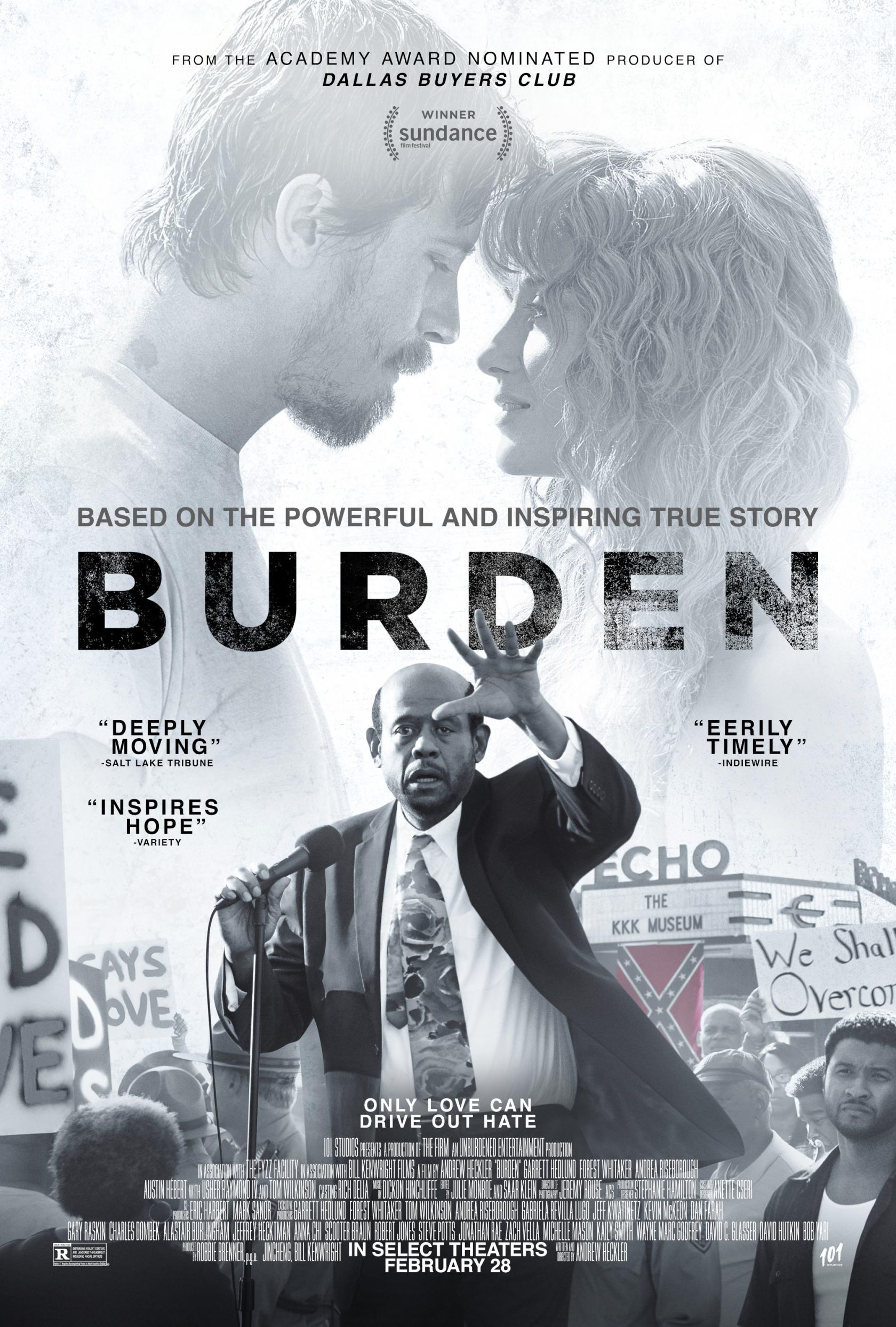Burden Poster #2