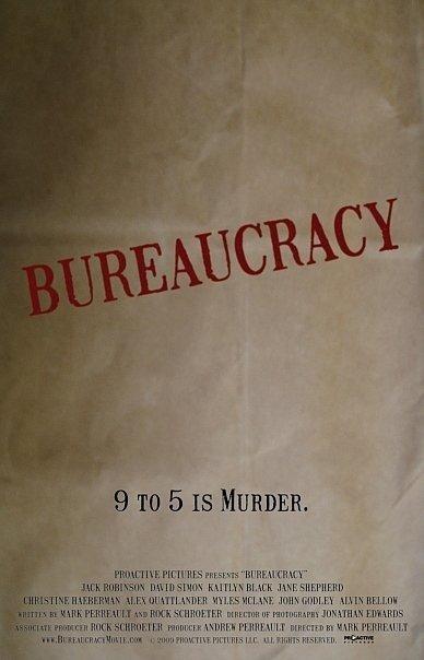 Bureaucracy Poster #1