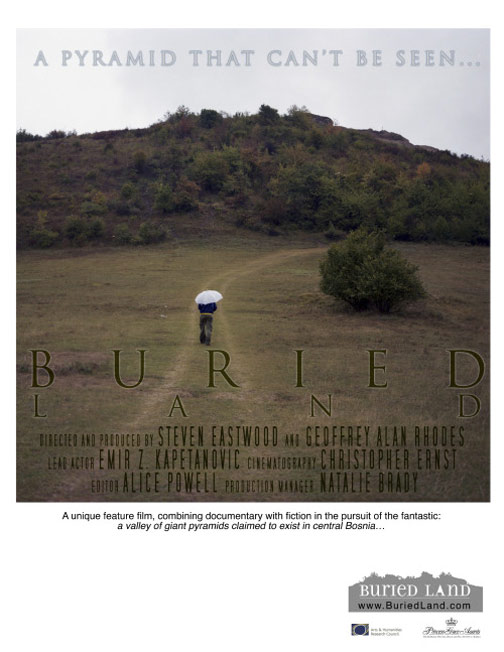 Buried Land Poster #1
