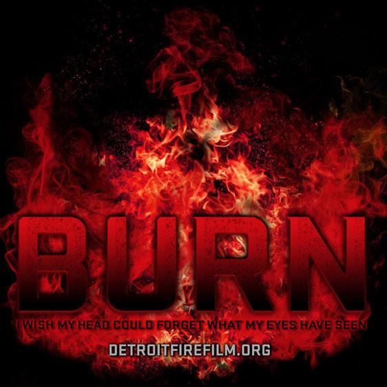 Burn Poster #1