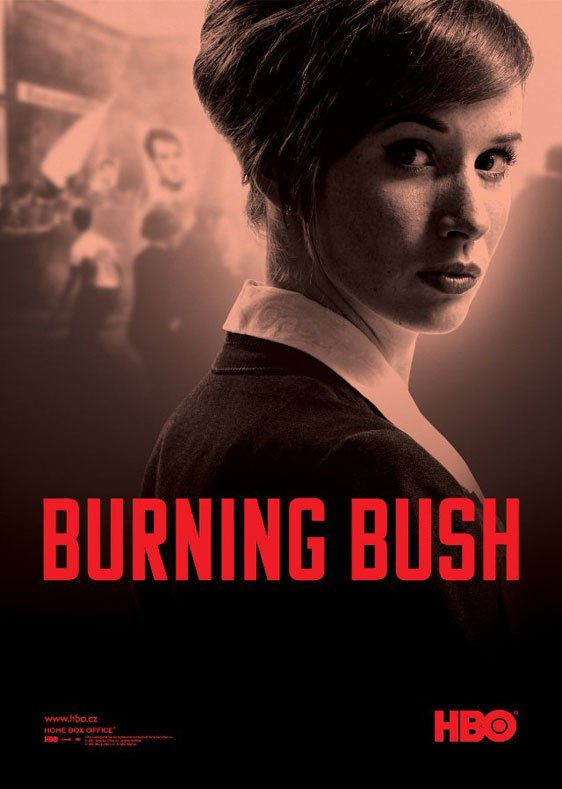 Burning Bush Poster #1