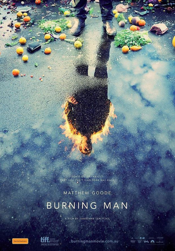 Burning Man Poster #1