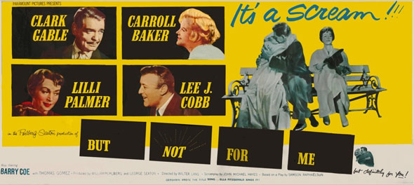 But Not for Me Poster #1