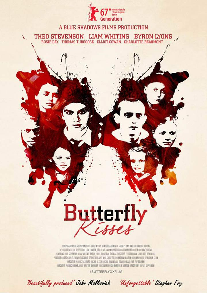 Butterfly Kisses Poster #1