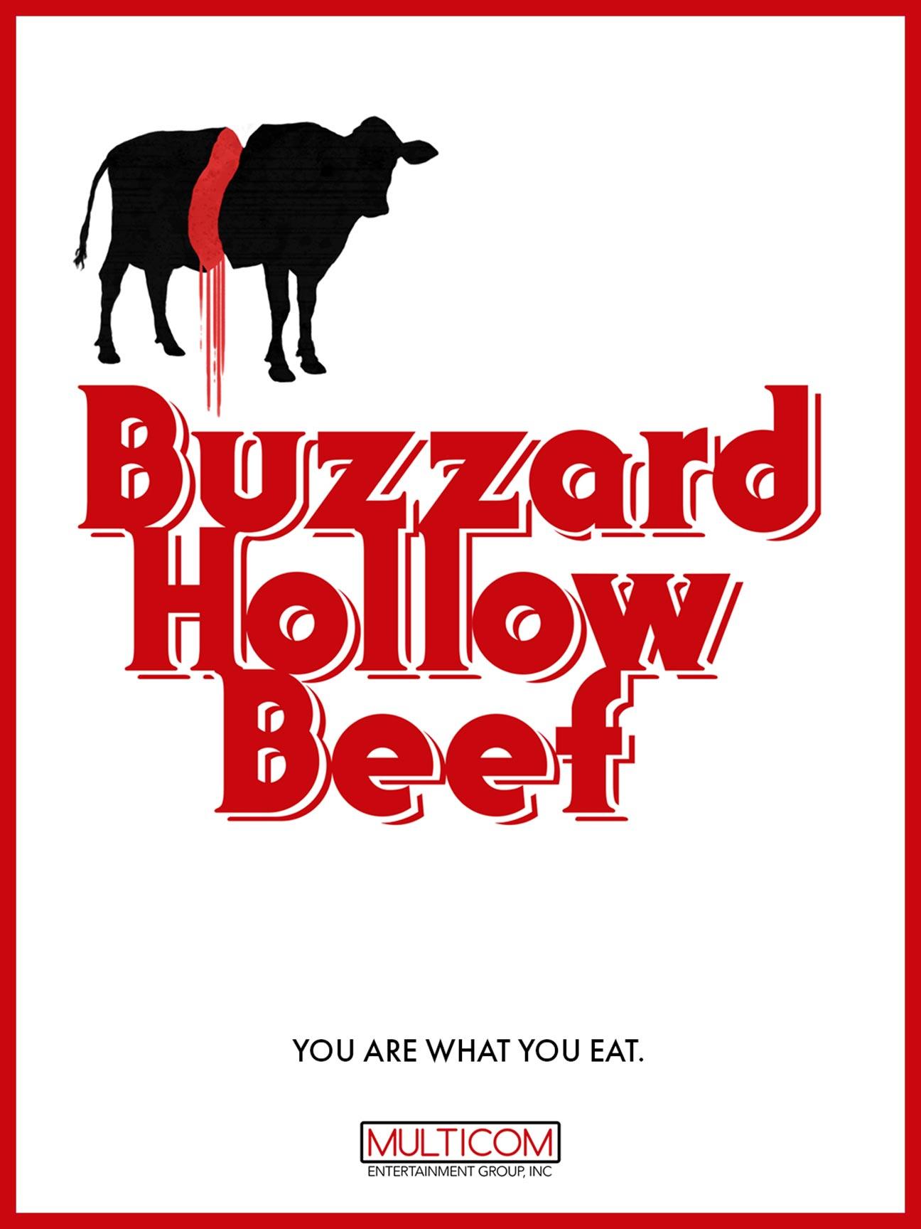 Buzzard Hollow Beef Poster #1