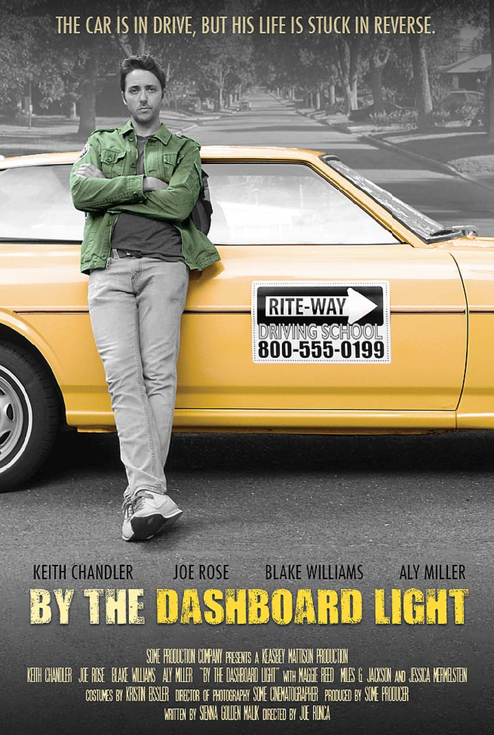 By the Dashboard Light Poster #1
