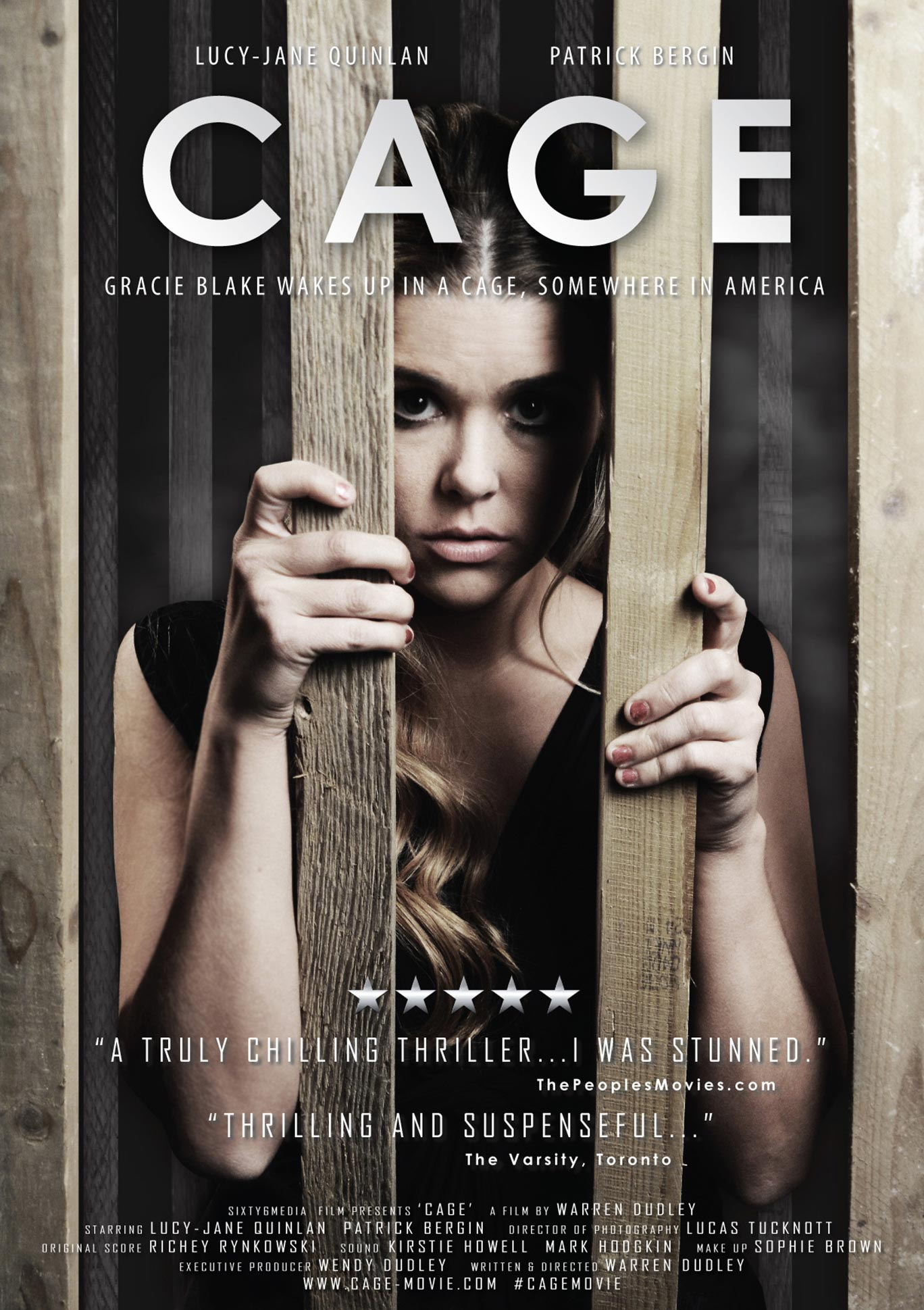 Cage Poster #1