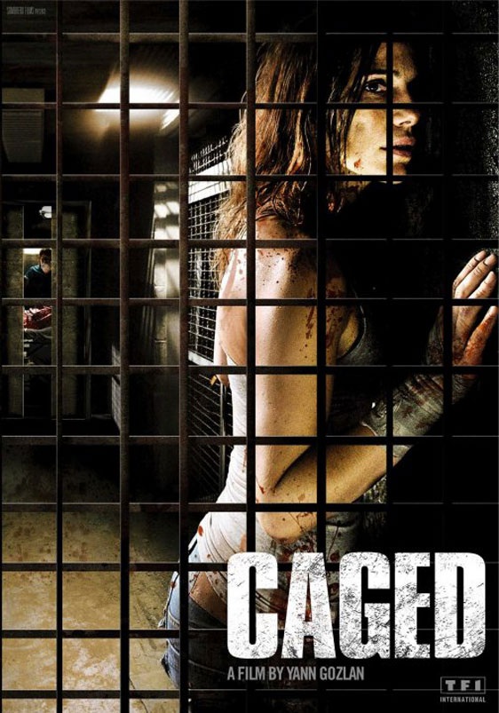Caged Poster #1