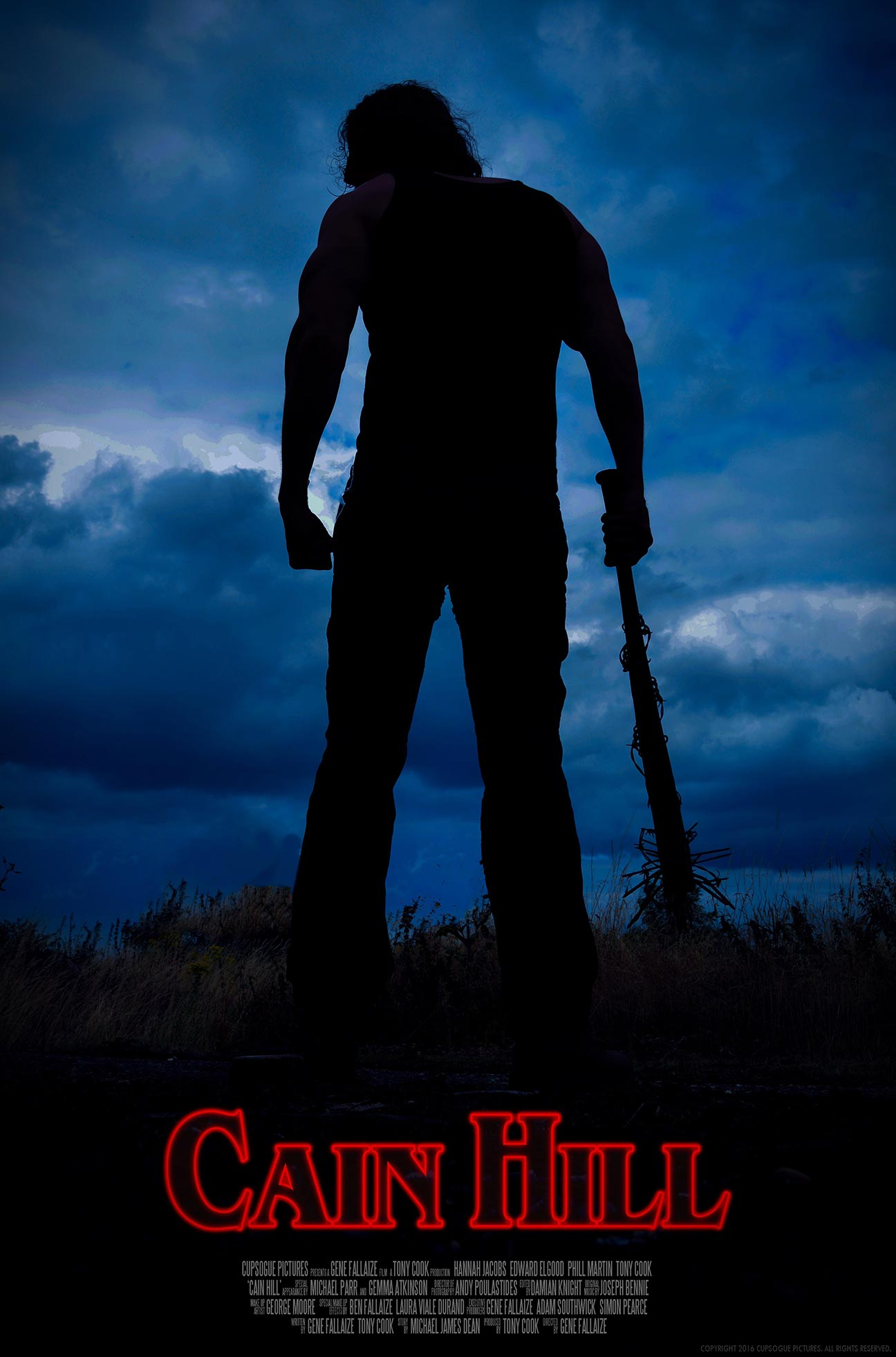 Cain Hill Poster #1