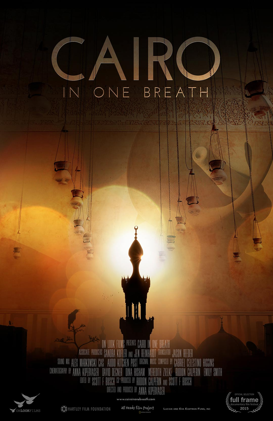 Cairo in One Breath Poster #1