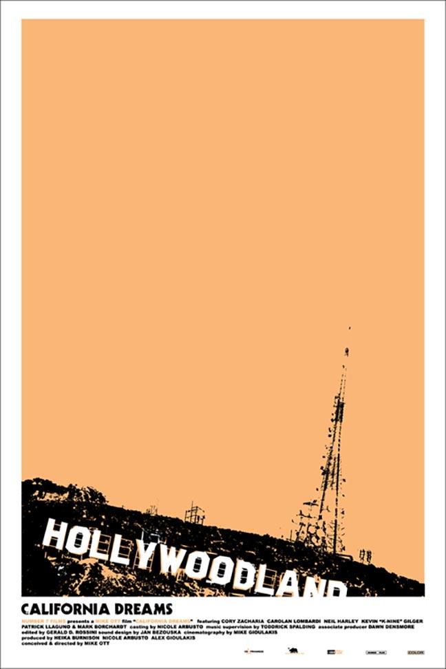 California Dreams Poster #1