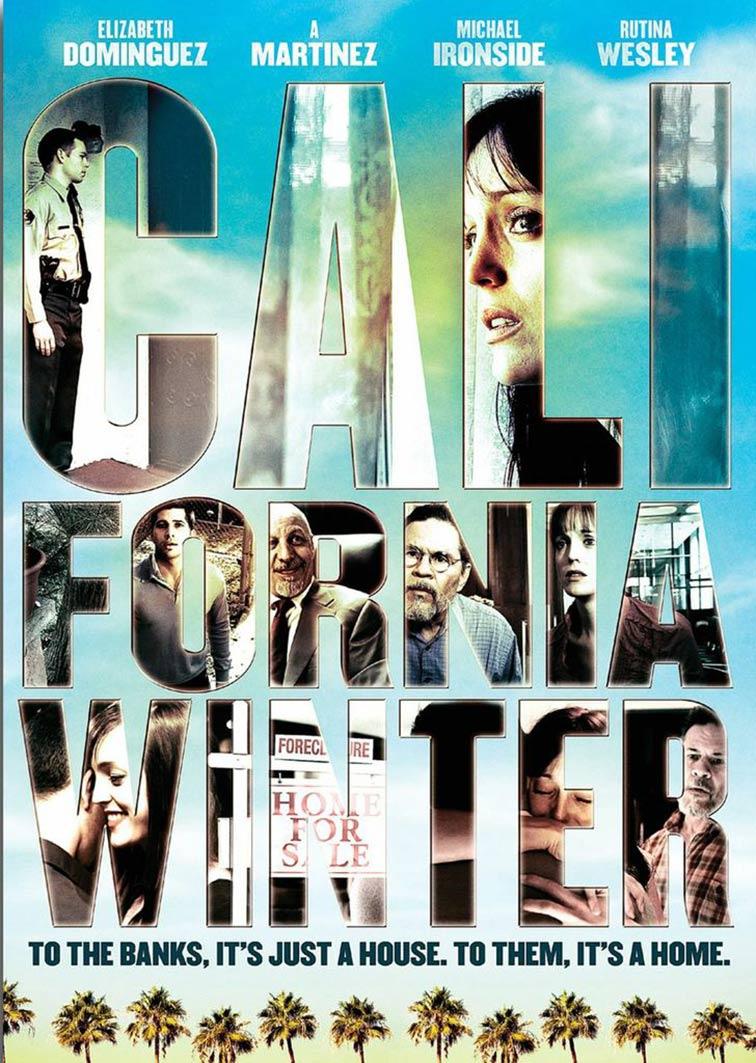 California Winter Poster #1