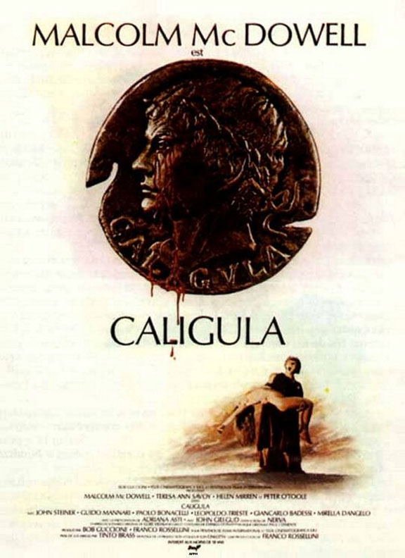 Caligula (1980) Poster #1 - Trailer Addict