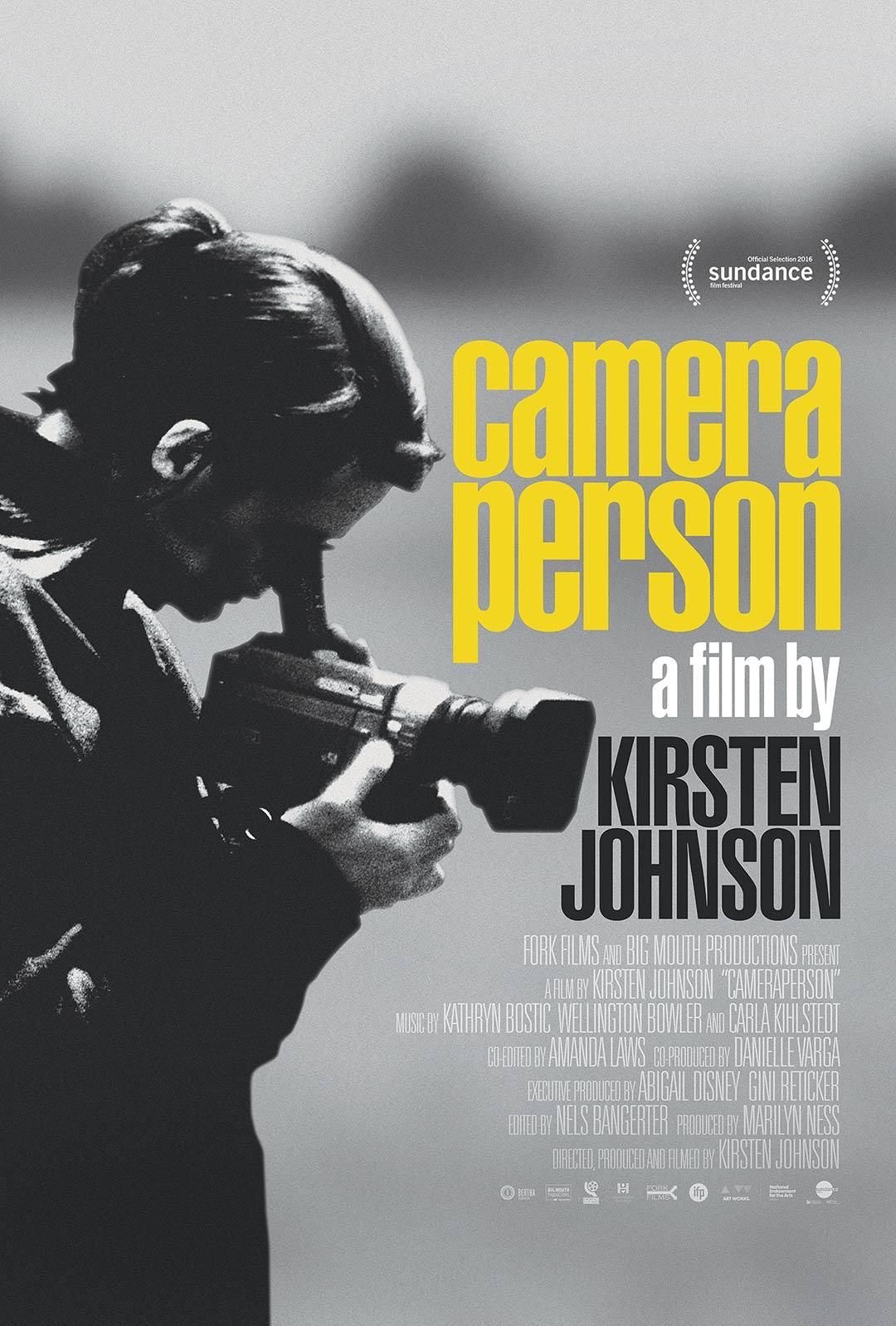 Cameraperson Poster #1