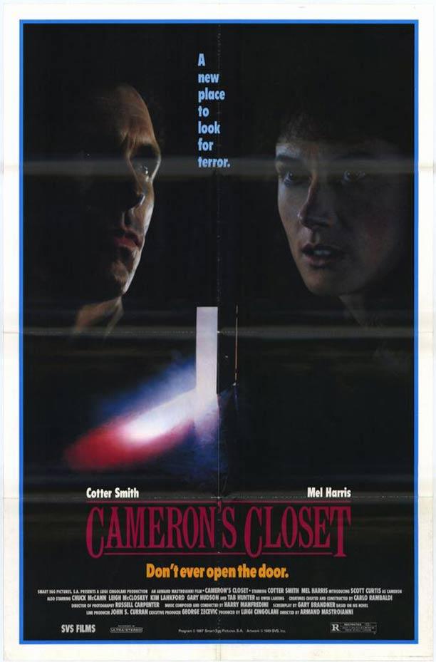Cameron's Closet Poster #1