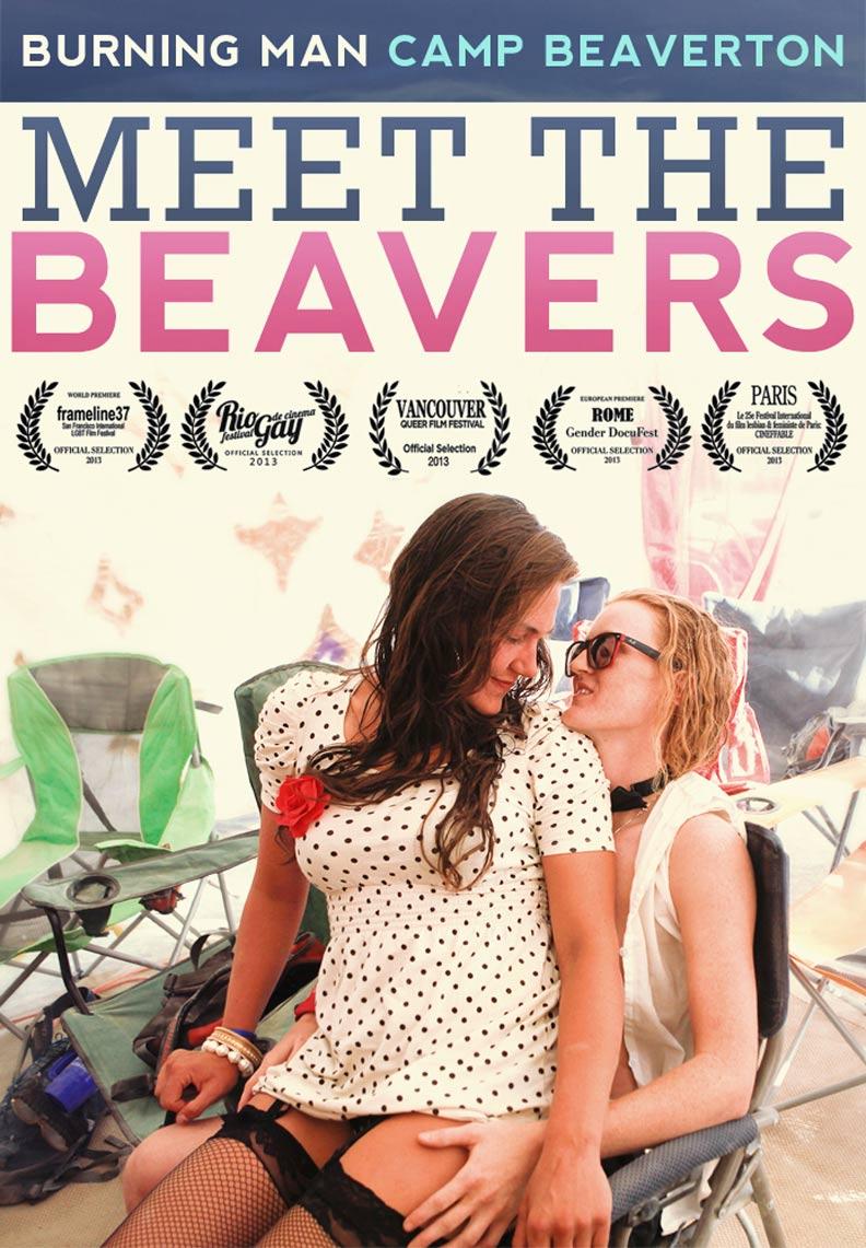 Camp Beaverton: Meet the Beavers Poster #1