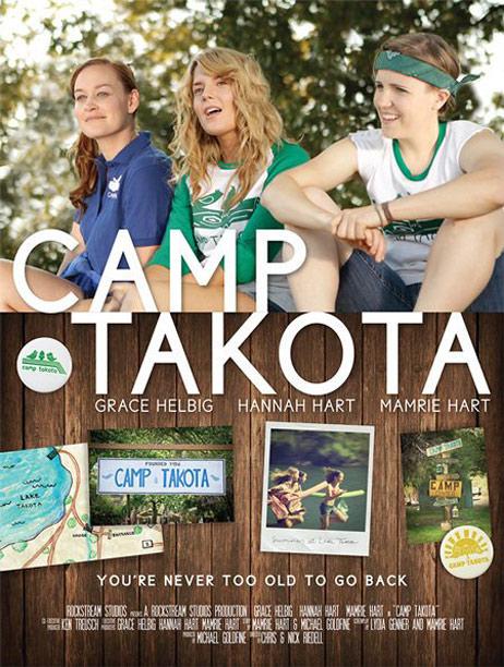 Camp Takota Poster #1