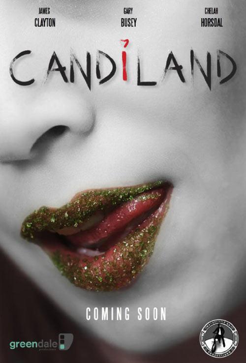 Candiland Poster #1