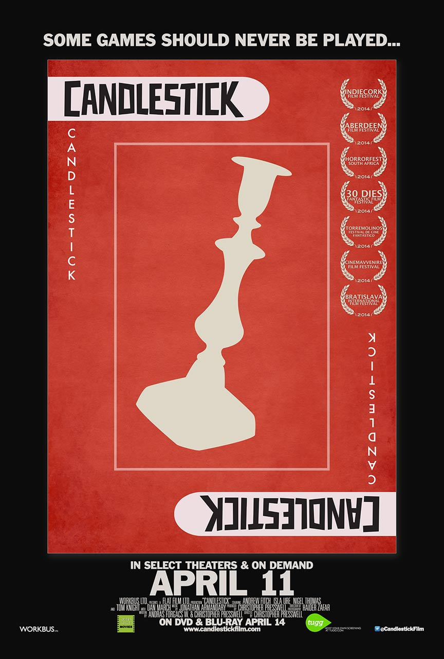 Candlestick Poster #1