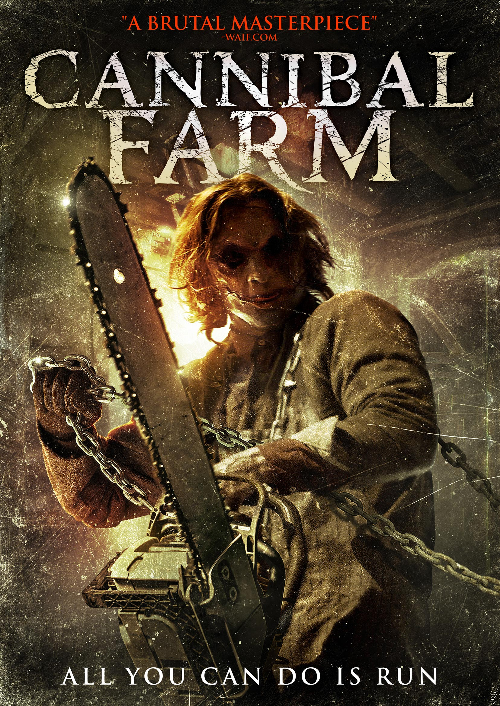 Cannibal Farm Poster #1
