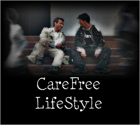 Carefree Lifestyle Poster #1