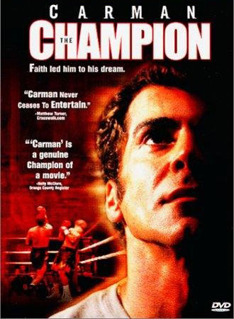 Carman: The Champion Poster #1