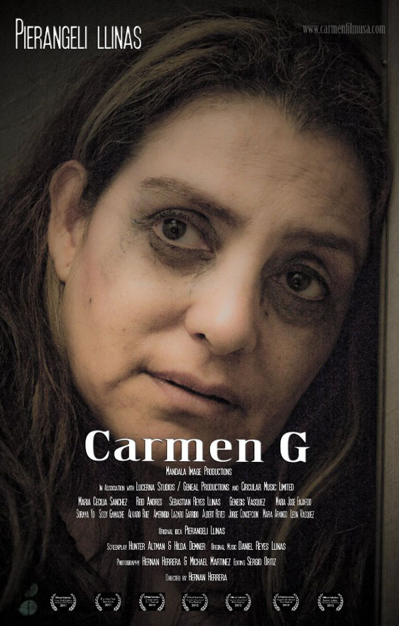 Carmen G Poster #1