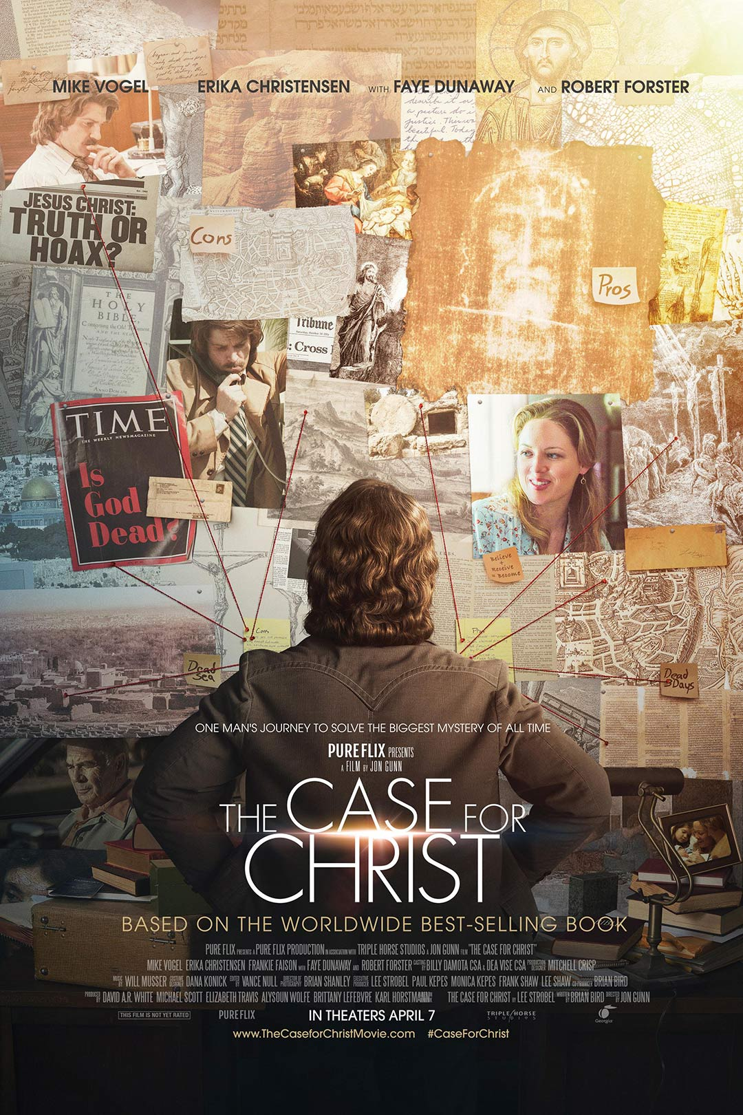 The Case for Christ Poster #1