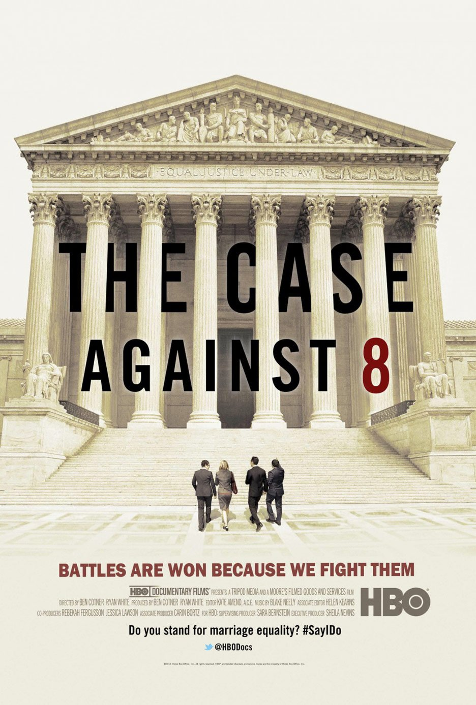 The Case Against 8 Poster #1
