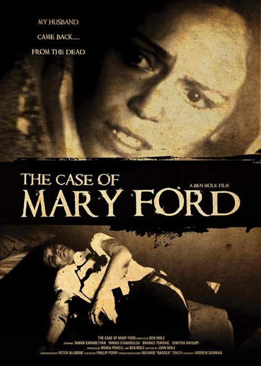 The Case of Mary Ford Poster #1