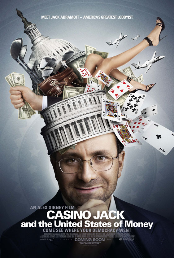 Casino Jack and the United States of Money Poster #1