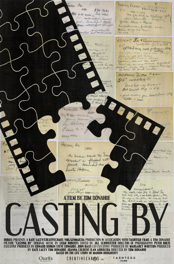 Casting By Poster #1