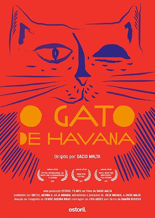 The Cat from Havana Poster #1