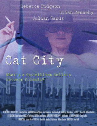 Cat City Poster #1