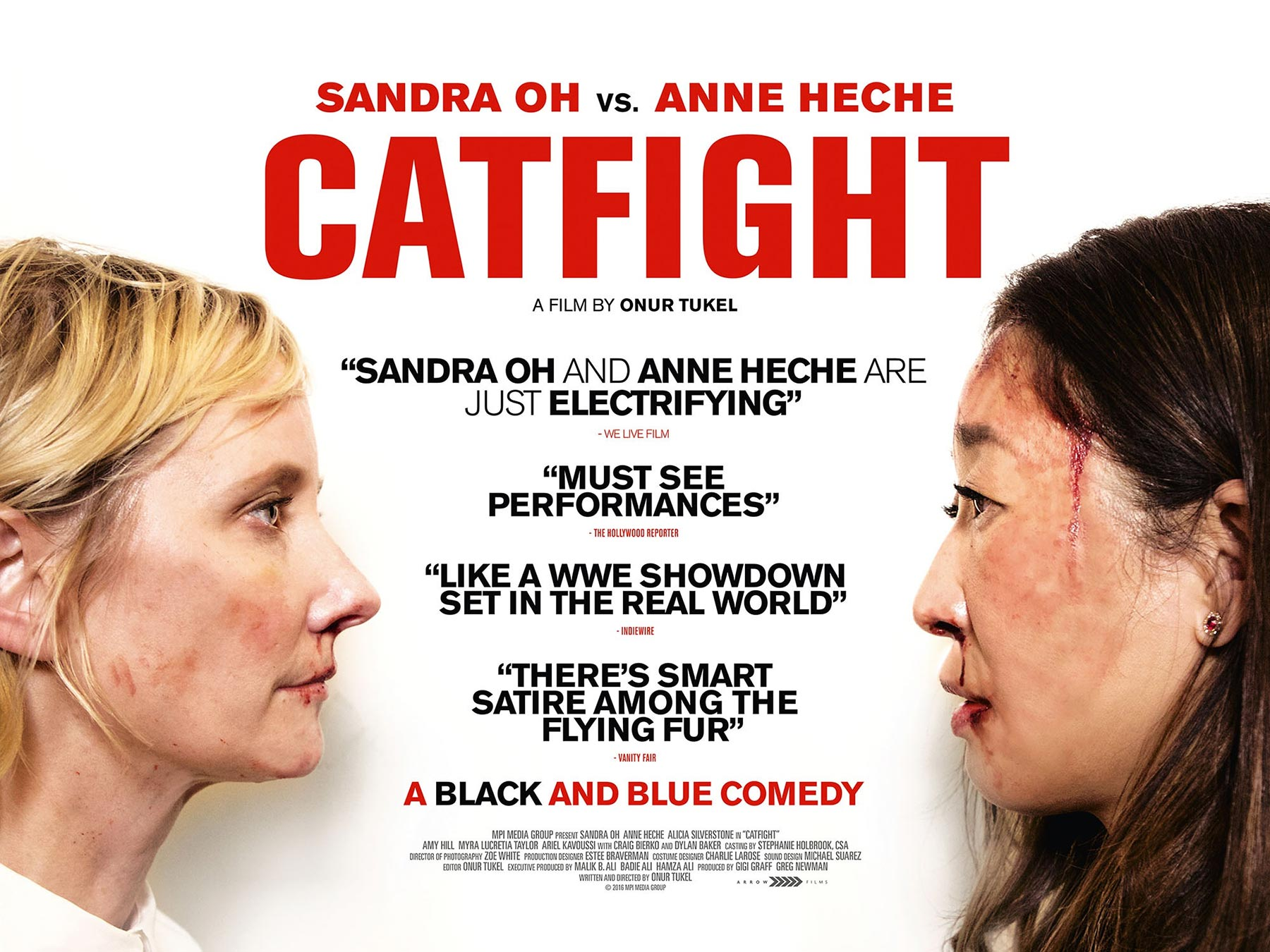 Catfight Poster #2