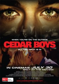 Cedar Boys Poster #1