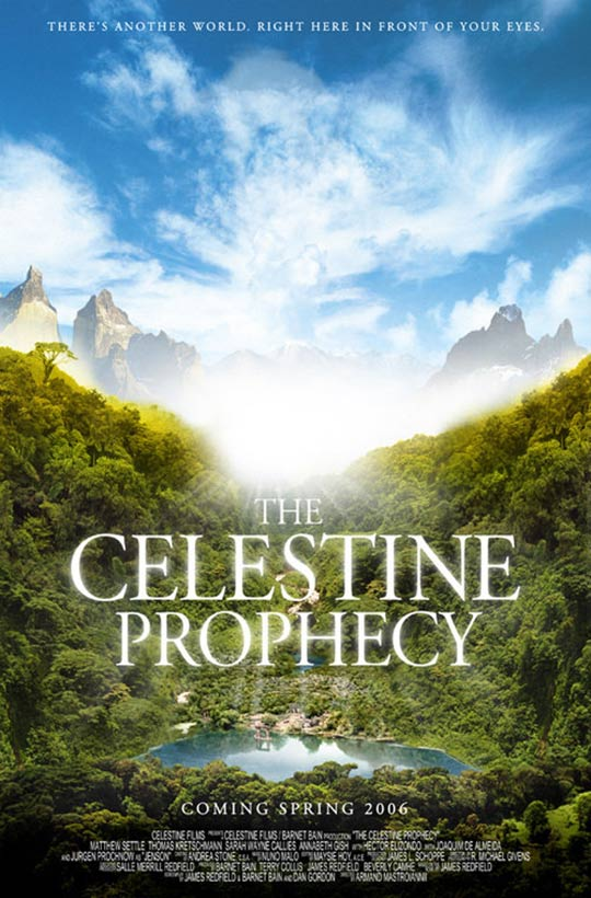 The Celestine Prophecy Poster #1