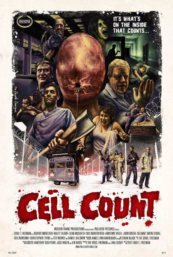 Cell Count Poster #1