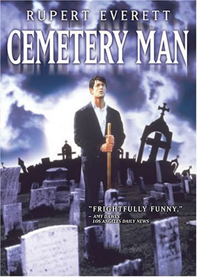 Cemetery Man Poster #1
