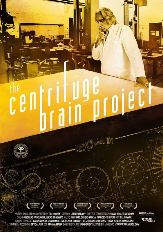 The Centrifuge Brain Project Poster #1
