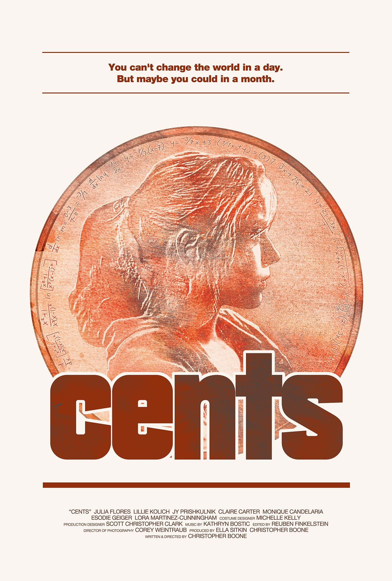 Cents Poster #1