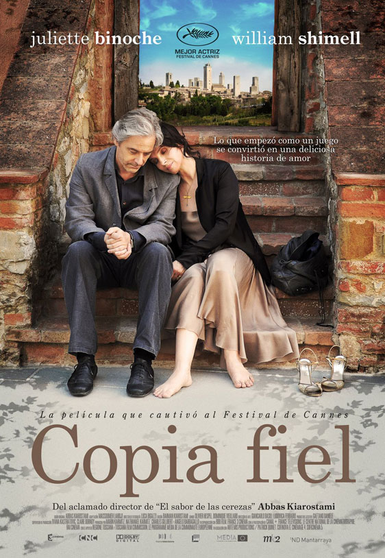 Certified Copy (Copie conforme) Poster #5