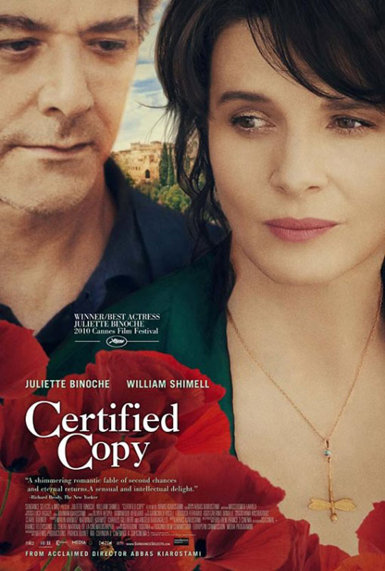 Certified Copy (Copie conforme) Poster #6
