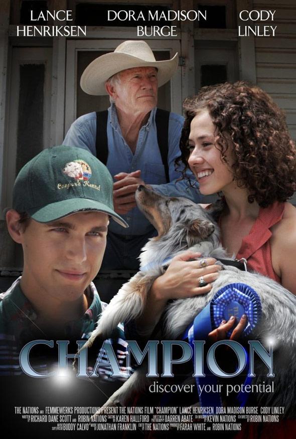 Champion Poster #1