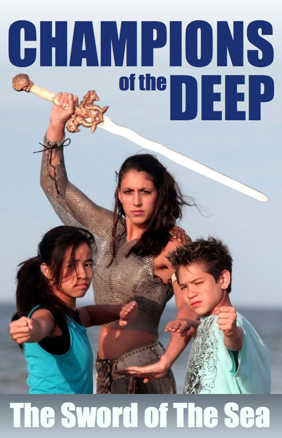 Champions of the Deep Poster #1